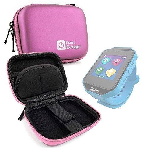 Duragadget Schutzhülle für Gulli Watch/Kurio Watch Smartwatch Bluetooth (172557 und 172556)