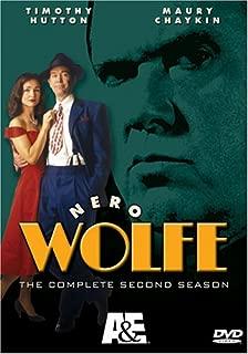 Nero Wolfe - The Complete Second Season