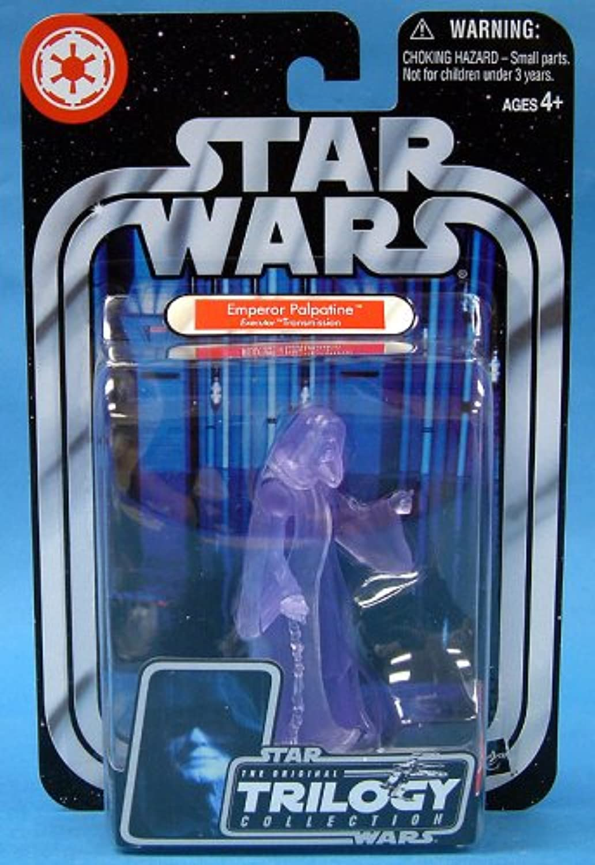 Hasbro Star Wars - Original Trilogy Collection Emperor Palpatine (Executor Transmission) (StarWarsShop) Exclusives Action Figure