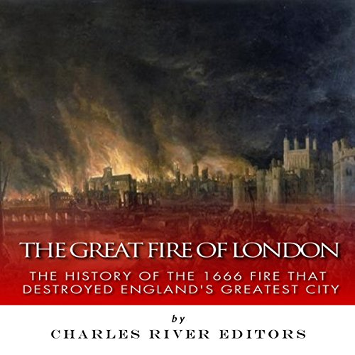 The Great Fire of London Titelbild
