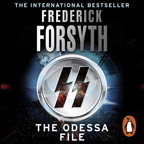 The Odessa File  By  cover art