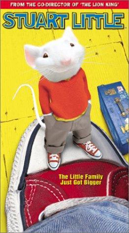 Stuart Little [VHS]