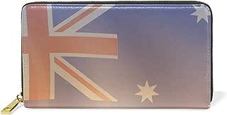 Women Wallet Coin Purse Phone Clutch Pouch Cash Bag Female Girl Card Change Holder Organizer Storage Key Hold Leather Elegant Handbag For Party Birthday Gift Kangaroo