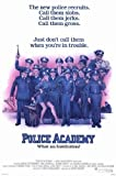 Police Academy Movie Poster (27,94 x 43,18 cm)