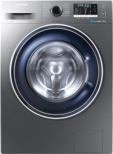 Samsung WW70J5435FX/EG Waschmaschine Frontlader/A+++/1400 UpM/7kg/85 cm Höhe/Digital Inverter...