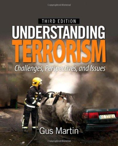 Understanding Terrorism: Challenges, Perspectives, and...