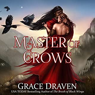 Master of Crows audiobook cover art