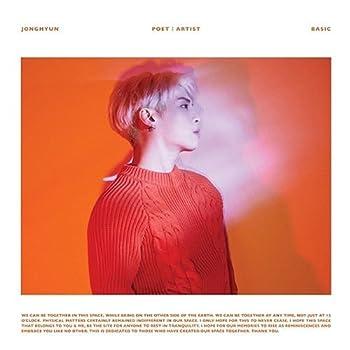SHINEE JONGHYUN [POET l ARTIST] Album CD+Photobook+Tracking Number K-POP SEALED