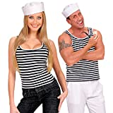 WIDMANN Camiseta marinera de rayas| talla M