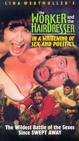 The Worker and the Hairdresser [VHS] -  VHS Tape, Lina Wertmüller, Tullio Solenghi