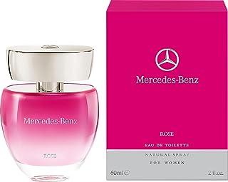 Mercedes-Benz Mercedes-Benz Rose for Women 2 oz EDT Spray