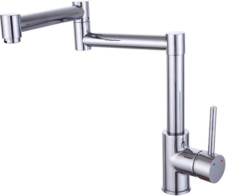 Universal Swivel Kitchen Faucet Folding Dishwasher Sink Faucet