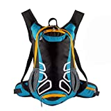 15L Waterproof Cycling Bicycle Bike Shoulder Backpack Ultralight Sport Outdoor Riding Travel Mountaineering