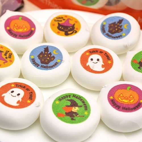 ハロウィン マシュマロ 10個入り 個包装 チョコレート お菓子 袋入り