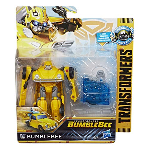 Hasbro Transformers - Bumblebee Maggiolino (Energon Igniters), E2094ES0
