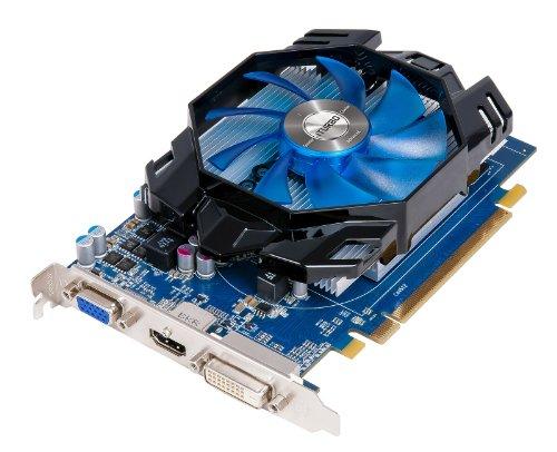 HIS H250XF1G Radeon R7 250X 1GB GDDR5 Grafikkarte - Grafikkarten (Radeon R7 250X, 1 GB, GDDR5, 128 Bit, 2560 x 1600 Pixel, PCI Express x16 3.0)