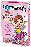 Disney Junior Fancy Nancy: A Fancy Reading Collection: 5 I Can Read Paperbacks! (Fancy Nancy: I Can Read, Level 1)