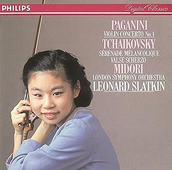 Paganini: Violin Concerto No.1/Tchaikovsky: Sérénade Mélancolique; Valse-Scherzo