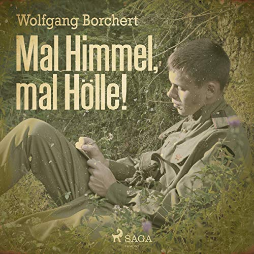 Mal Himmel, mal Hölle!                   By:                                                                                                                                 Wolfgang Borchert                               Narrated by:                                                                                                                                 Barbara Nüsse,                                                                                        Ulrich Tukur                      Length: 1 hr and 34 mins     Not rated yet     Overall 0.0