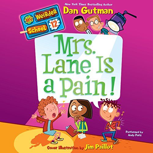 Mrs. Lane Is a Pain! Titelbild