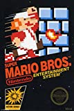 Pyramid America Super Mario Brothers Game Box Video Gaming Cool Wall Decor Art Print Poster 12x18