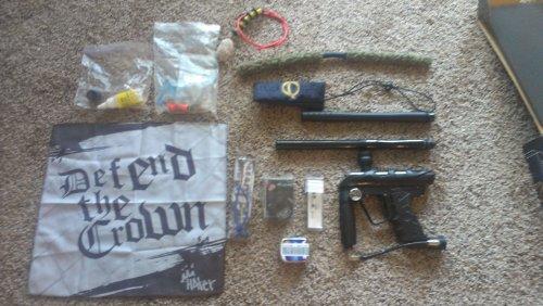 smart parts ion paintball gun - 2