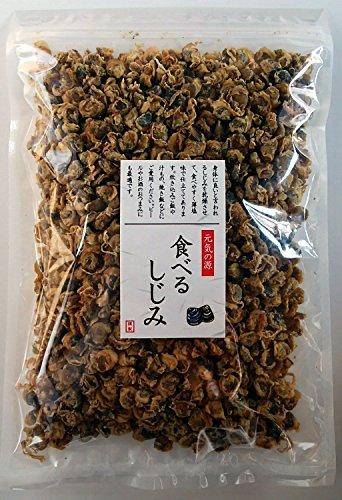 【お徳用】 食べるしじみ 1kg 【保存に便利なチャック袋入】
