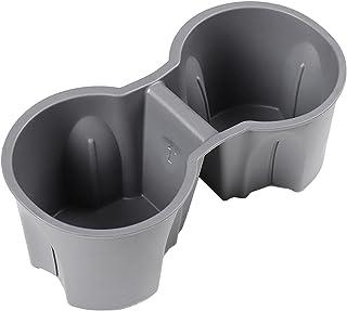 Ronyme Suporte de copo de console central para garrafas de água à prova de vazamentos Tesla modelo 3 Organizador de telefo...