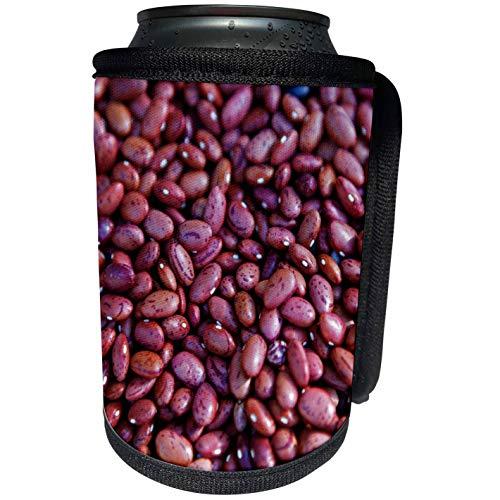 3dRose Danita Delimont - Kymri Wilt - Markets - Central America, Cuba, Santa Clara. Pinto Beans for sale. - Can Cooler Bottle Wrap (cc_188724_1)