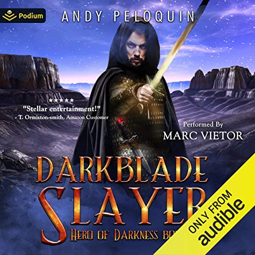 Darkblade Slayer cover art