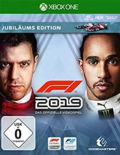 F1 2019 Jubiläums Edition [Xbox One] (B07NTXH71S) | Amazon price tracker / tracking, Amazon price history charts, Amazon price watches, Amazon price drop alerts