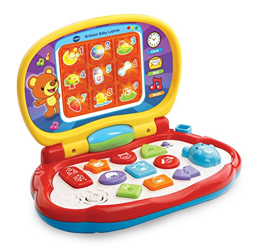 Vtech Baby Laptop Toy,Multicol