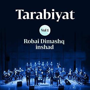 Tarabiyat, Vol. 1 (Chants Soufis)