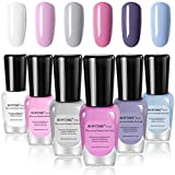 Best Nail Polish Sets - BONTIME Non-Toxic Nail Polish - Easy Peel Off Review