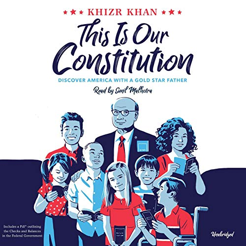 This Is Our Constitution audiobook cover art