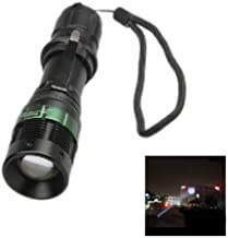 Zoomable Adjustable Focus Torch, 3 Modes 800 Lumen LED Flashlight Torch Energy Saving