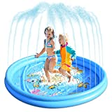 kupet Aspersor Juegos de Agua para Niños 170CM / 68Pulgadas, Splash...