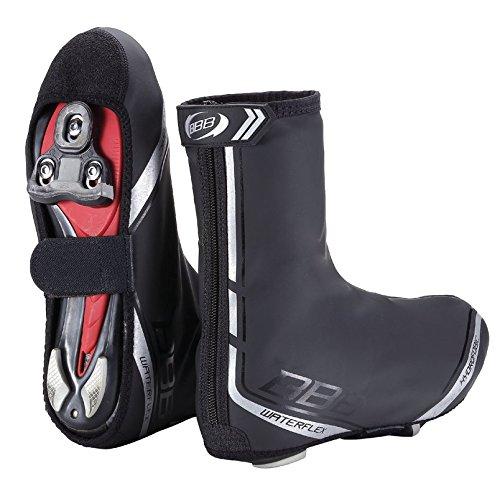 BBB BWS-03 Waterflex Road Couvre-Chaussures Noir Noir 39/40