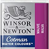 Winsor & Newton Cotman Acuarela En Pastilla, Malva, 1,9x1,6x1,1 cm