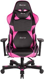 Clutch Chairz Crank Series Charlie - Silla para videojuegos (rosa)