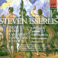 Plays Bloch/Elgar/Kabalevsky/T