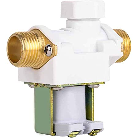"""Brass Energy Saving No Fever Solenoid Valve Water Air Oil Normally Closed1//4/""""~2/"""""""