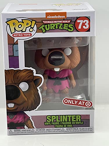 Funko Pop Teenage Mutant Ninja Turtles Splinter