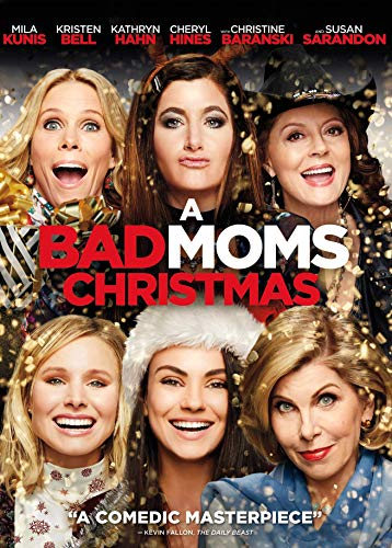 A Bad Moms Christmas [DVD] [UK Import]