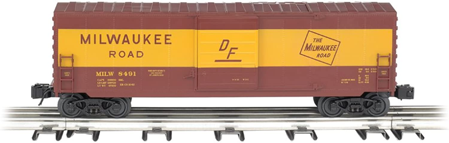 Williams By Bachmann Milwaukee Road O Scale Operating Box Car