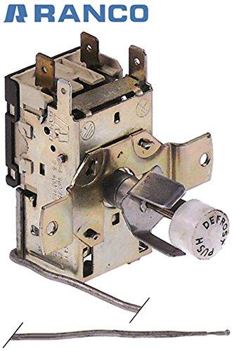 Eliwell K60-L2045 - Termostato para sensor Angelo Po (2 mm de diámetro, tubo capilar 2000 mm)
