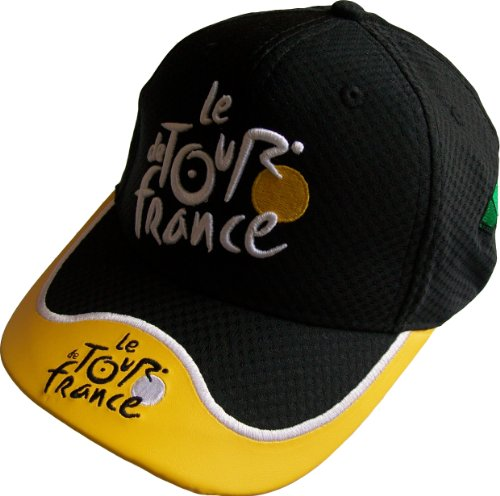 "Kappe ""Le Tour de France de cyclisme"", offizielle Kollektion, Erwachsenengröße, verstellbar"