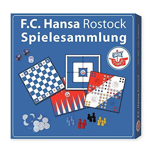 FC Hansa Rostock Spielesammlung