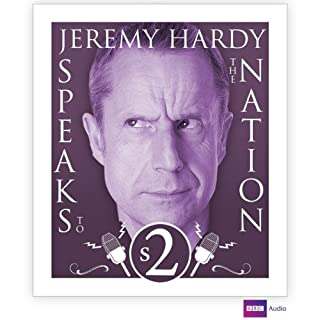 Jeremy Hardy Speaks To The Nation cover art