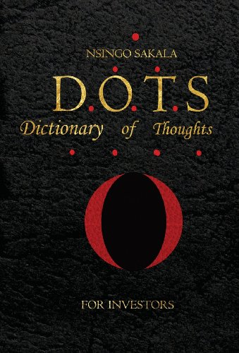 Dictionary of Investment Thoughts (Non Illustrated)